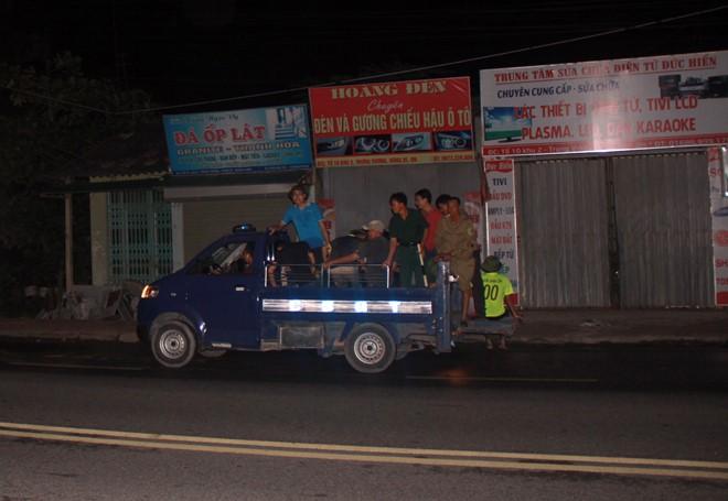 Trắng đêm lùng sục nghi can sát hại 4 bà cháu ở Quảng Ninh