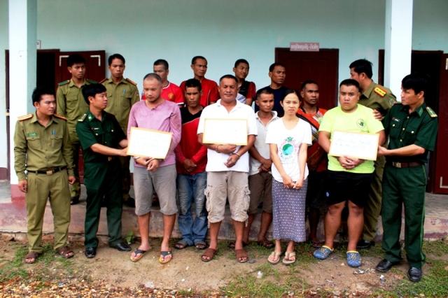 Bắt 4.484 đối tượng ma túy tại khu vực biên giới Việt Nam - Lào