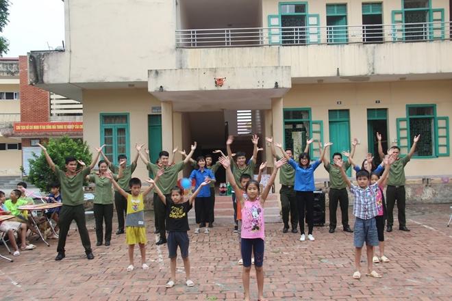 Rạng rỡ thêm nụ cười trẻ thơ ở Trung tâm Bảo trợ xã hội số 4 Ba Vì - Ảnh minh hoạ 4