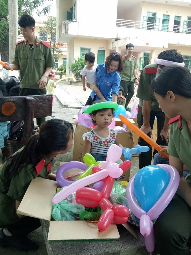Rạng rỡ thêm nụ cười trẻ thơ ở Trung tâm Bảo trợ xã hội số 4 Ba Vì - Ảnh minh hoạ 3