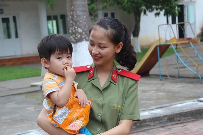 Rạng rỡ thêm nụ cười trẻ thơ ở Trung tâm Bảo trợ xã hội số 4 Ba Vì - Ảnh minh hoạ 5