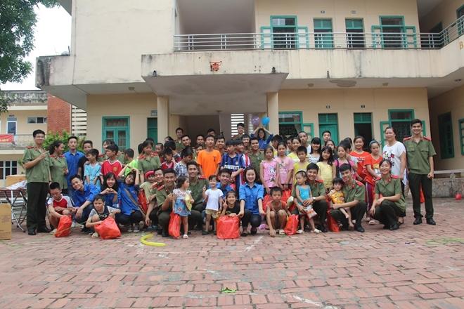 Rạng rỡ thêm nụ cười trẻ thơ ở Trung tâm Bảo trợ xã hội số 4 Ba Vì - Ảnh minh hoạ 6