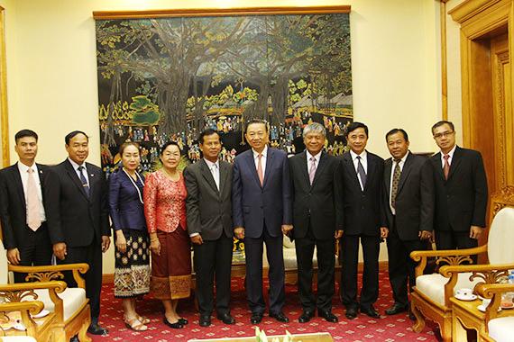 Thắt chặt tình hữu nghị Việt Nam – Lào - Ảnh minh hoạ 2