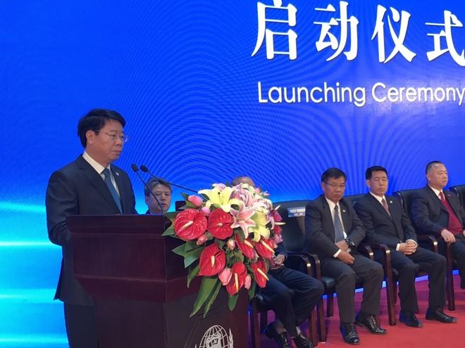Thứ trưởng Bùi Văn Nam thăm chính thức và làm việc tại Trung Quốc