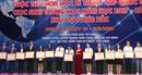 Trao giải cuộc thi khoa học kỹ thuật cấp quốc gia học sinh trung học