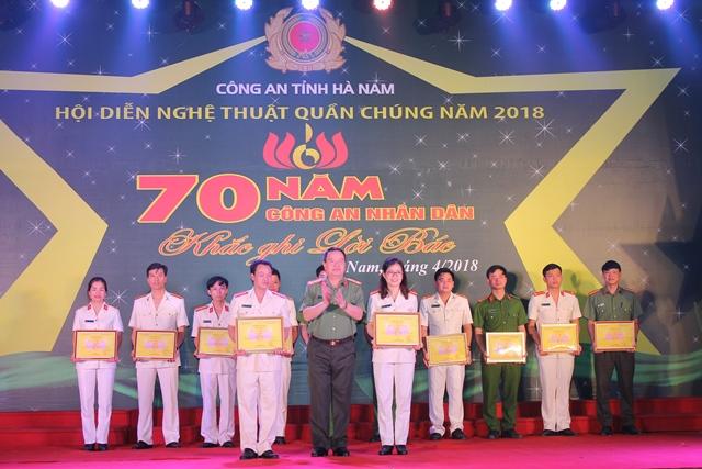 Công an Hà Nam tổ chức Hội diễn 70 năm CAND khắc ghi lời Bác - Ảnh minh hoạ 3