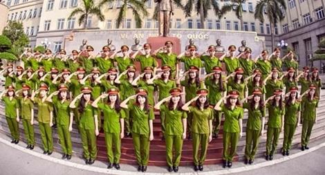 Học viện CSND mời dự lễ kỷ niệm 50 năm Ngày thành lập