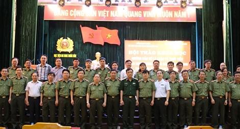 Hội thảo khoa học tìm giải pháp nhằm đảm bảo an ninh thông tin tại Việt Nam