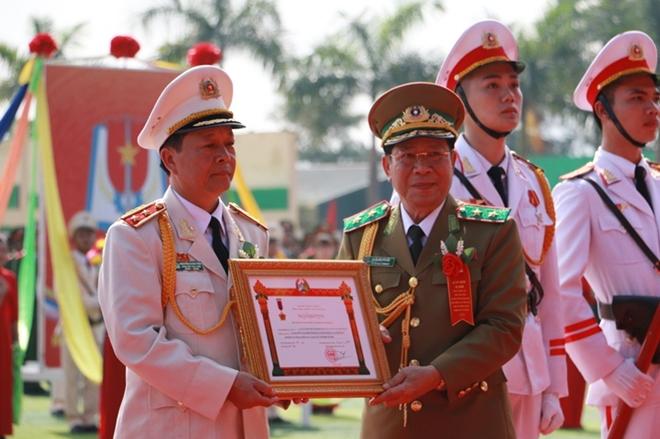 Học viện Cảnh sát kỷ niệm 50 năm ngày thành lập và đón nhận danh hiệu Anh hùng - Ảnh minh hoạ 7