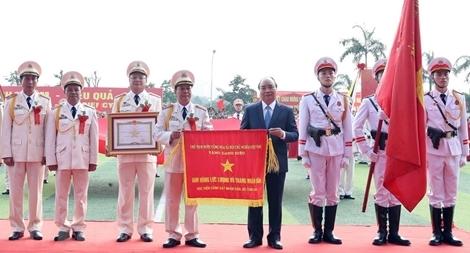 Học viện Cảnh sát kỷ niệm 50 năm ngày thành lập và đón nhận danh hiệu Anh hùng