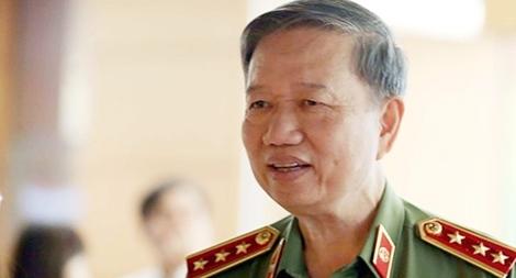 """Bộ trưởng Tô Lâm gửi thư chia buồn và tri ân tới các """"hiệp sĩ đường phố"""" hy sinh1"""