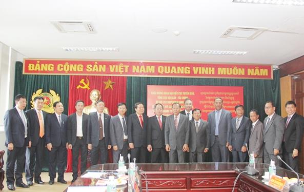 Công an Việt Nam và Campuchia trao đổi kinh nghiệm về công tác báo chí, xuất bản, bảo tàng - Ảnh minh hoạ 4