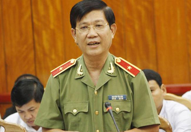 Thiếu tướng Nguyễn Văn Sơn được bổ nhiệm Thứ trưởng Bộ Công an