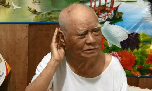 """Con trai nhà thơ Lưu Trọng Lư nói về chuyện 'nghèo"""" của nhạc sỹ Nguyễn Văn Tý"""