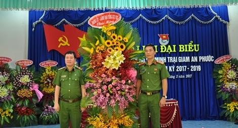 Đoàn Thanh niên Trại giam An Phước xứng đáng lá cờ đầu