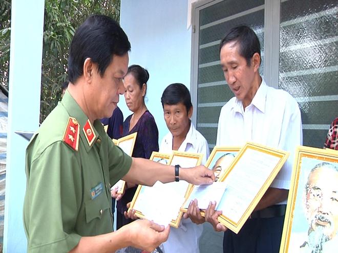 Tổng cục Hậu Cần - Kỹ Thuật tặng nhà tình nghĩa tại Tây Ninh - Ảnh minh hoạ 2