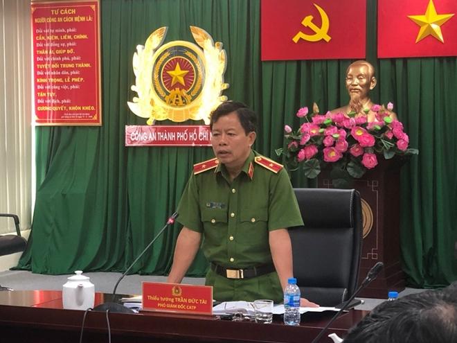 Công an TP Hồ Chí Minh giao ban công tác tư tưởng và dư luận xã hội