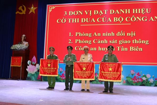"""Công an Tây Ninh thực hiện tốt phương châm """"An ninh chủ động"""""""