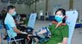 Hơn 1000 sinh viên Đại học CSND hiến máu cứu người