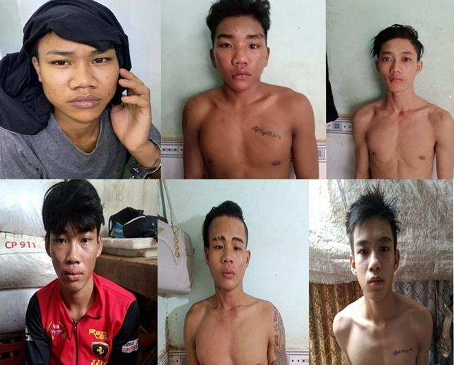 Bình Dương: Triệt phá băng nhóm hiếp dâm, cướp tài sản tại khu vực làng đại học