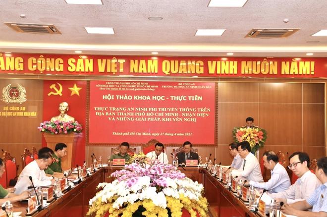 Nhận diện thực trạng an ninh phi truyền thống trên địa bàn TP Hồ Chí Minh - Ảnh minh hoạ 3
