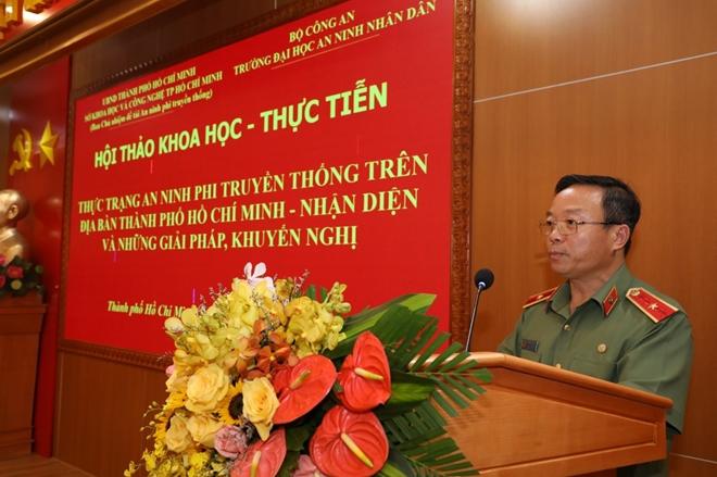 Nhận diện thực trạng an ninh phi truyền thống trên địa bàn TP Hồ Chí Minh - Ảnh minh hoạ 2