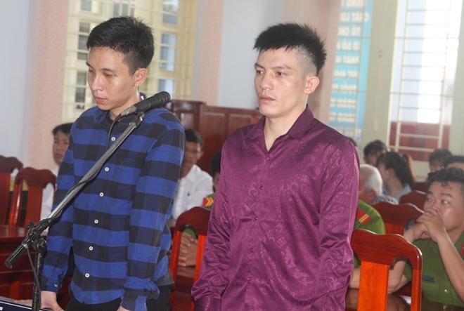 2 đối tượng cướp trạm thu phí Long Thành - Dầu Giây lĩnh 39 năm tù - Ảnh 1