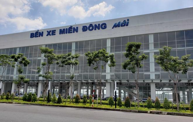TP.HCM: Chính thức khai trương Bến xe Miền Đông mới