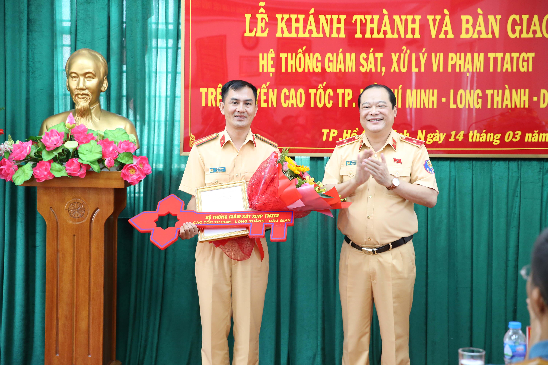 Triển khai hệ thống giám sát, xử phạt trên tuyến cao tốc TP Hồ Chí Minh - Long Thành - Dầu Giây
