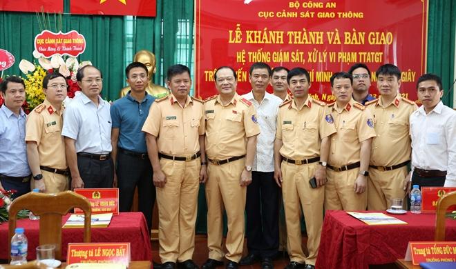 Triển khai hệ thống giám sát, xử phạt trên tuyến cao tốc TP Hồ Chí Minh - Long Thành - Dầu Giây - Ảnh minh hoạ 2