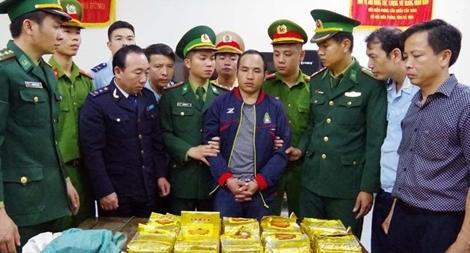 Cao điểm tấn công, trấn áp tội phạm ma túy tuyến biên giới Việt - Lào