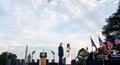 Nước Mỹ 'đối nghịch' trong ngày Quốc khánh