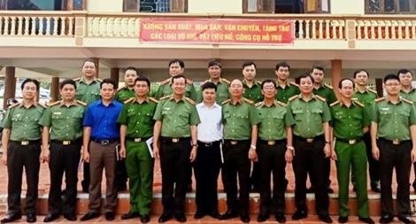 Nỗ lực bảo đảm tốt ANTT tỉnh Điện Biên
