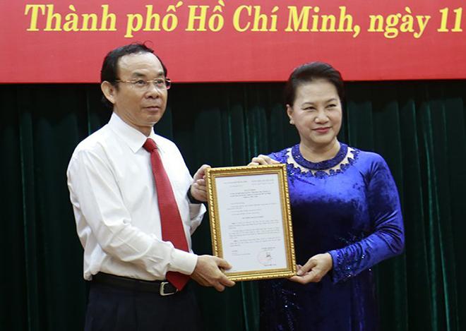 Bộ Chính trị giới thiệu đồng chí Nguyễn Văn Nên giữ chức Bí thư Thành ủy TP Hồ Chí Minh