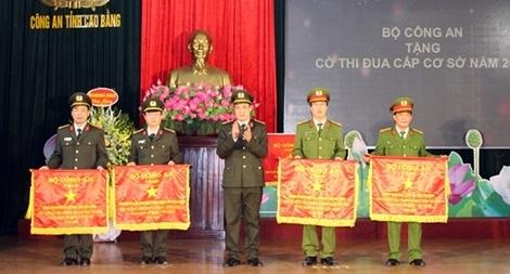 Công an tỉnh Cao Bằng triển khai công tác năm 2021