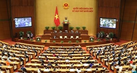 Hôm nay, tân Chủ tịch Quốc hội tuyên thệ trước đồng bào, cử tri