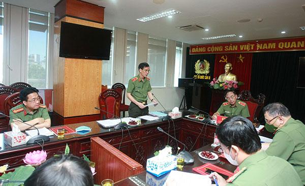 Thứ trưởng Trần Quốc Tỏ làm việc với Cục Tổ chức cán bộ về việc xây dựng một số Đề án - Ảnh minh hoạ 2