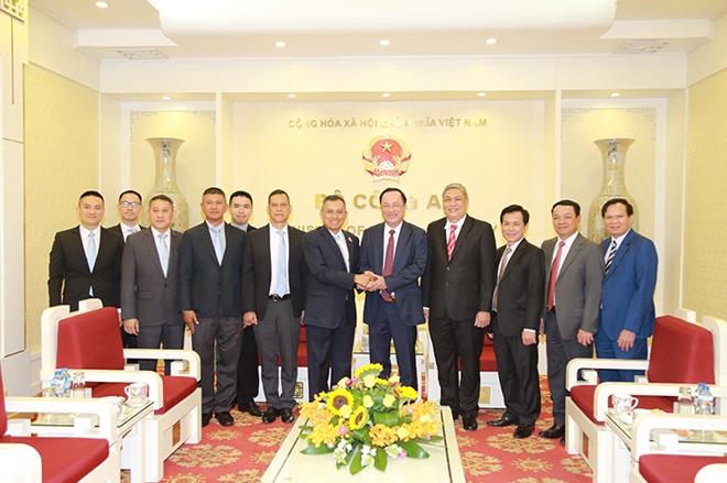 Việt Nam – Thái Lan tăng cường hợp tác phòng, chống tội phạm - Ảnh minh hoạ 3