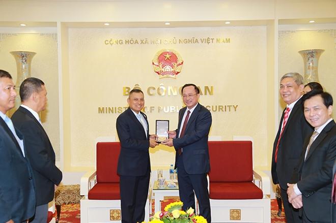 Việt Nam – Thái Lan tăng cường hợp tác phòng, chống tội phạm - Ảnh minh hoạ 2