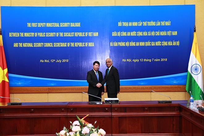 Việt Nam và Ấn Độ tăng cường hợp tác trong lĩnh vực an ninh - Ảnh minh hoạ 4