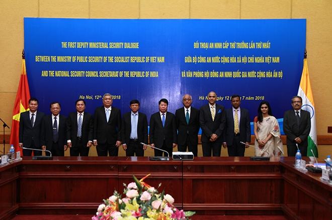Việt Nam và Ấn Độ tăng cường hợp tác trong lĩnh vực an ninh - Ảnh minh hoạ 5
