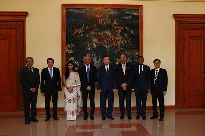 Việt Nam và Ấn Độ tăng cường hợp tác trong lĩnh vực an ninh - Ảnh minh hoạ 2
