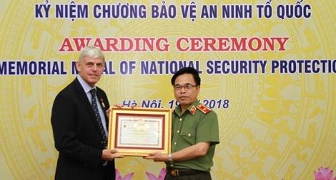 Việt Nam và LHQ tăng cường hợp tác phòng, chống tội phạm