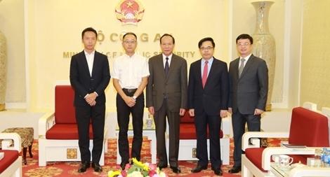 Việt Nam - Nhật Bản tăng cường hợp tác trong lĩnh vực PCCC & CNCH