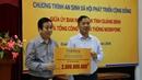 MobiFone ủng hộ 3,4 tỉ đồng cho tỉnh Quảng Bình, Hà Tĩnh