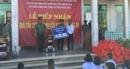 Cục An ninh Cửa khẩu trao tặng quà cho trẻ em khuyết tật Quảng Bình