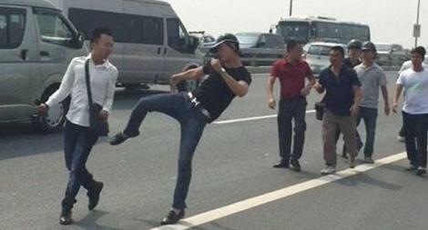 Công an Hà Nội xác minh vụ phóng viên Báo Tuổi trẻ bị tấn công