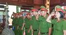 Cảnh sát PCCC tỉnh Thái Nguyên: Dâng hương, báo công nhân ngày truyền thống