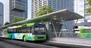 Xe máy lấn làn buýt nhanh Hà Nội có thể bị phạt tới 400.000 đồng