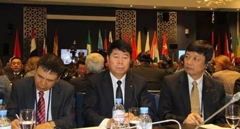 Hội nghị quốc tế lần thứ 8 lãnh đạo cấp cao phụ trách an ninh